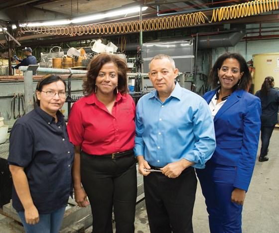 Control Electropolishing Carmen Amores, Nancy Zapata, Manuel Acosta, Lina De La Cruz