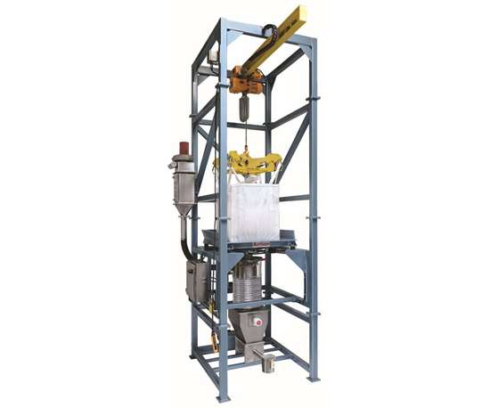 Acrison Model 820 bulk bag unloader