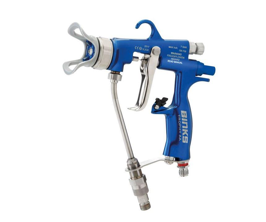 Binks Trophy AA spray gun