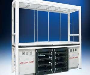 Hemco modular enclosure