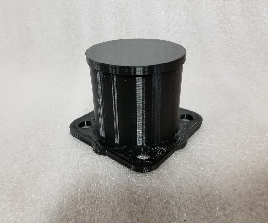 3D-printed masking for liquid and powder coating