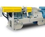 Baker Perkins MPX powder coating extruder