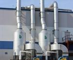 Bionomic Industries Series 9000 preformed spray scrubber