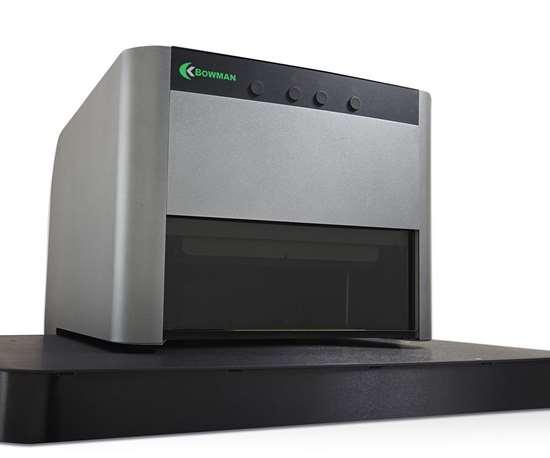 Bowman P Series benchtop XRF machine