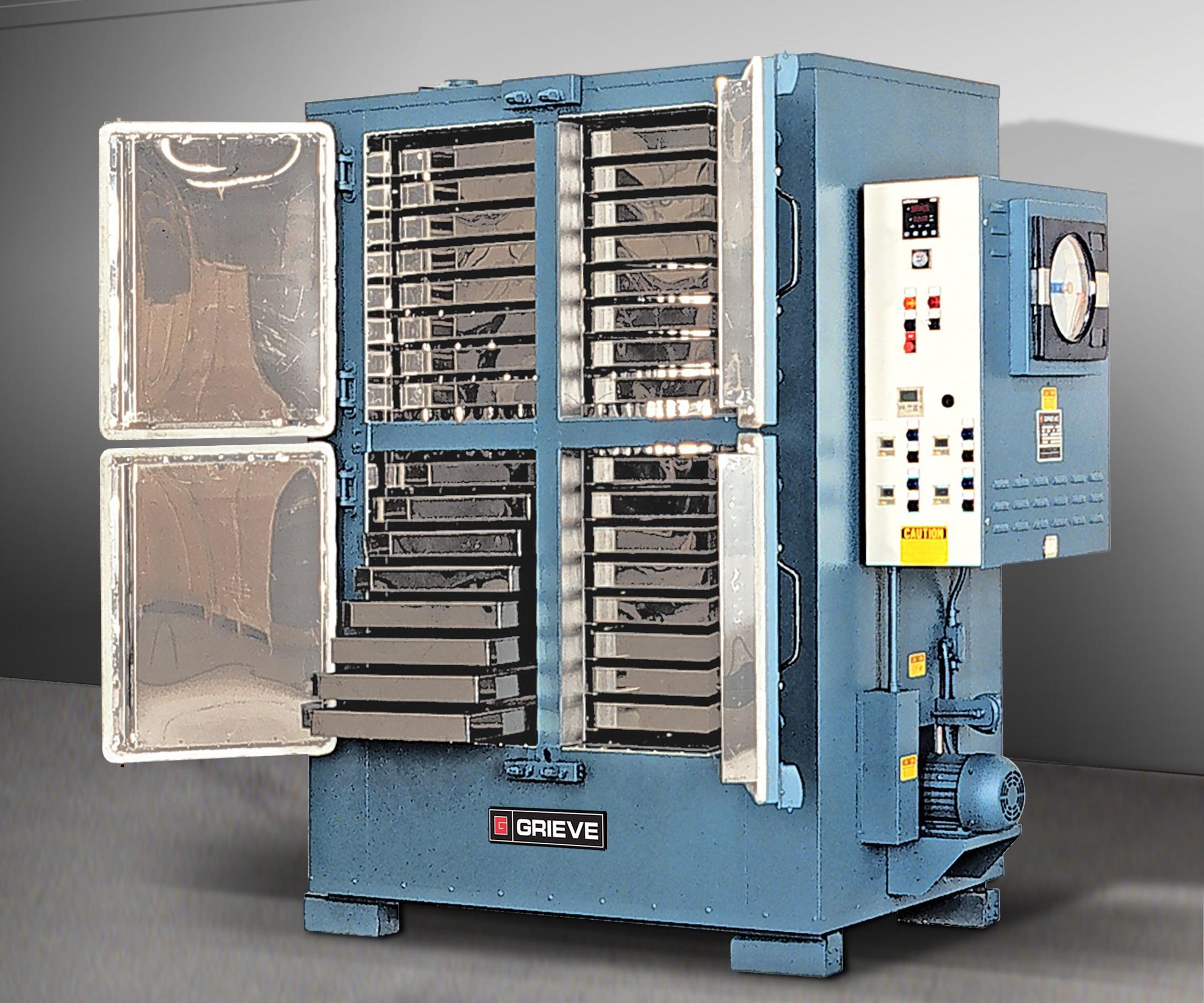 Grieve No. 895 shelf oven