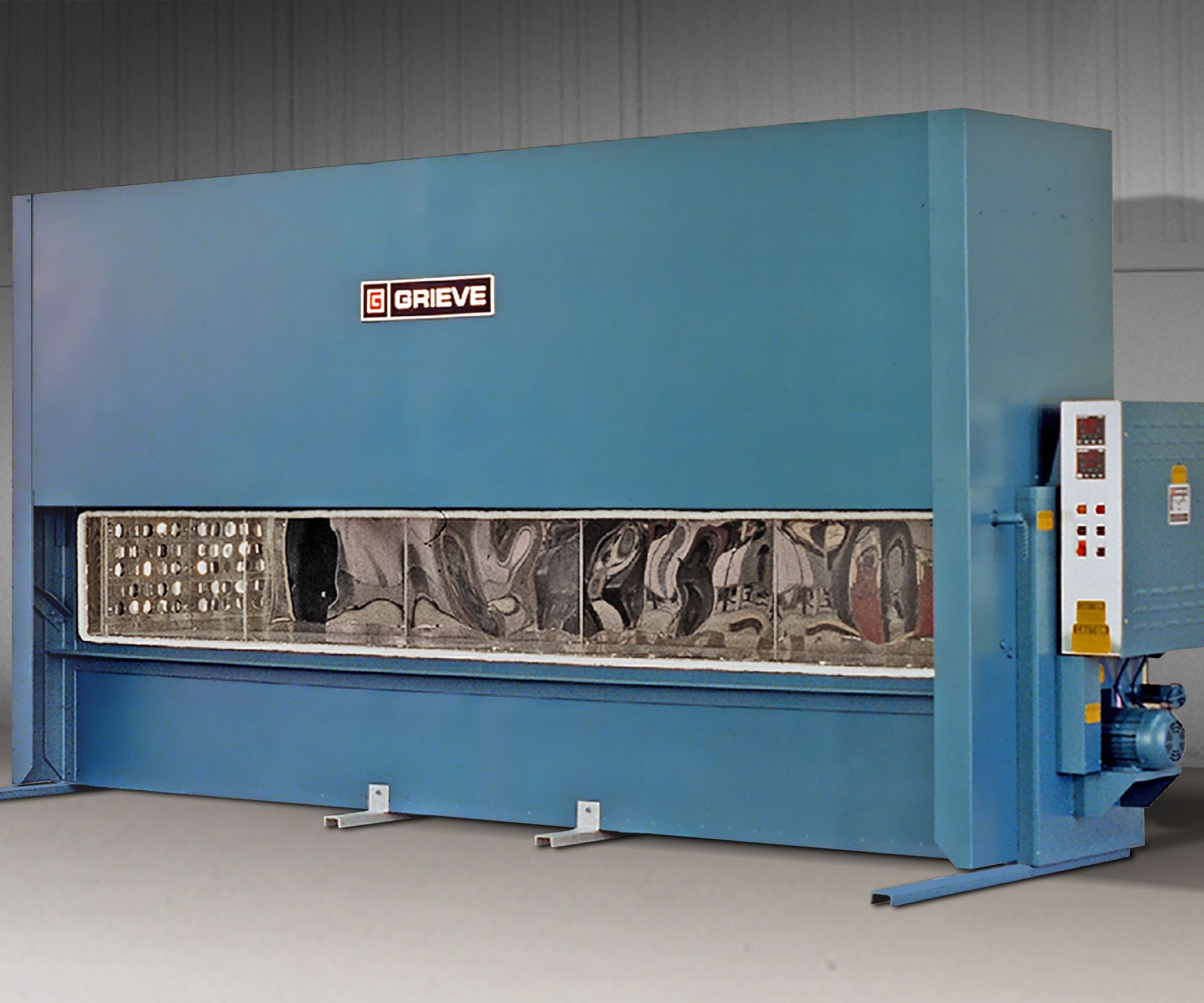 Grieve No. 890 cabinet oven