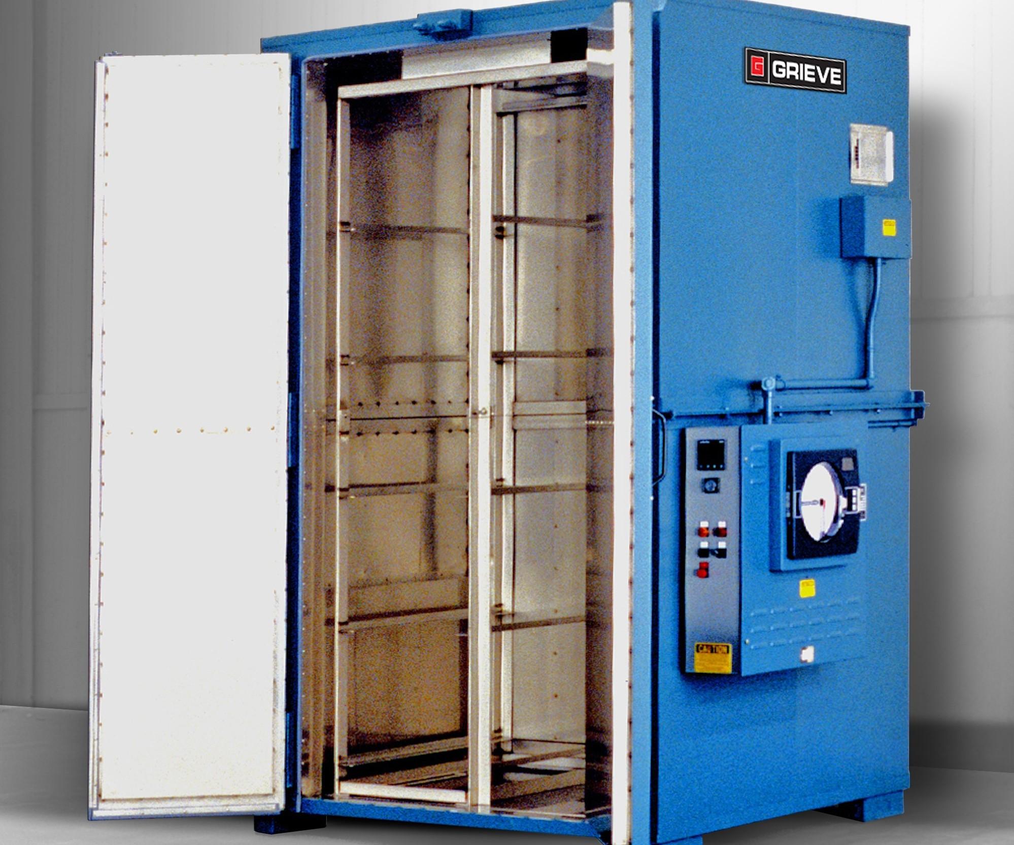 Grieve No. 899 truck oven
