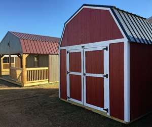 PPG Aquacron 200 and 100 coatings for sheds and barns