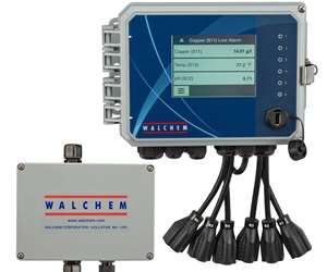 Walchem W600 series plating controller