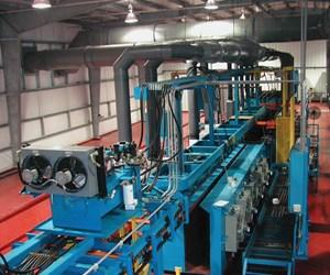 Fanta Equipment zinc plating line