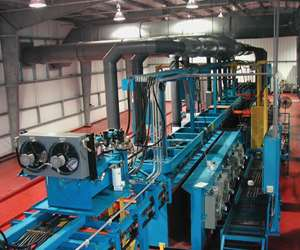 Fanta Equipment zinc plating line