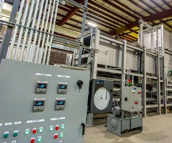 Gannon & Scott TRu3Tec thermal reducation system