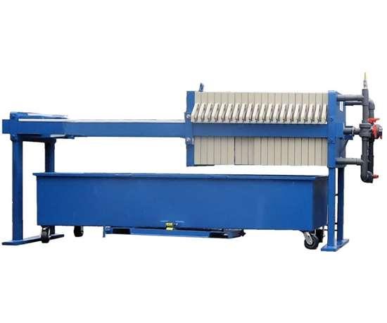 Met-Chem filter press
