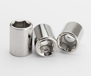 Pavco plated hex nuts