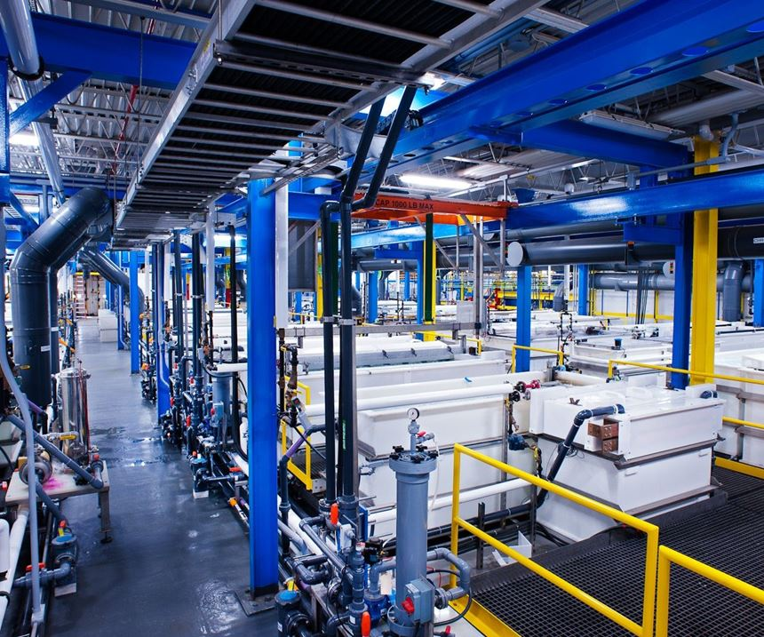 PKG custom anodize and chemical film treatment system