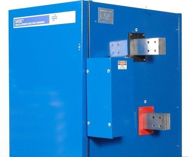Process Electronics Corp. SASSC DC power conversion system