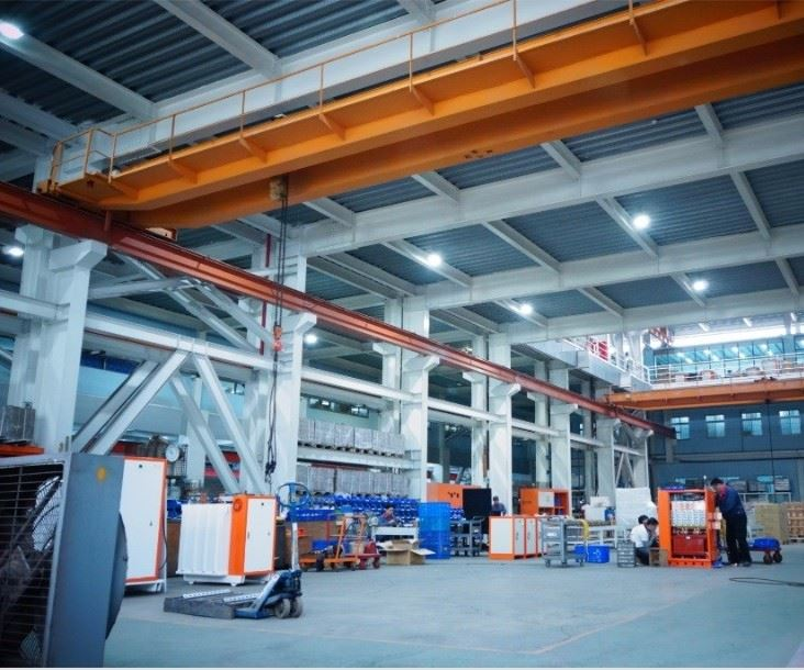 Ryotronics facility