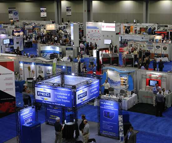 Sur/Fin conference and trade show
