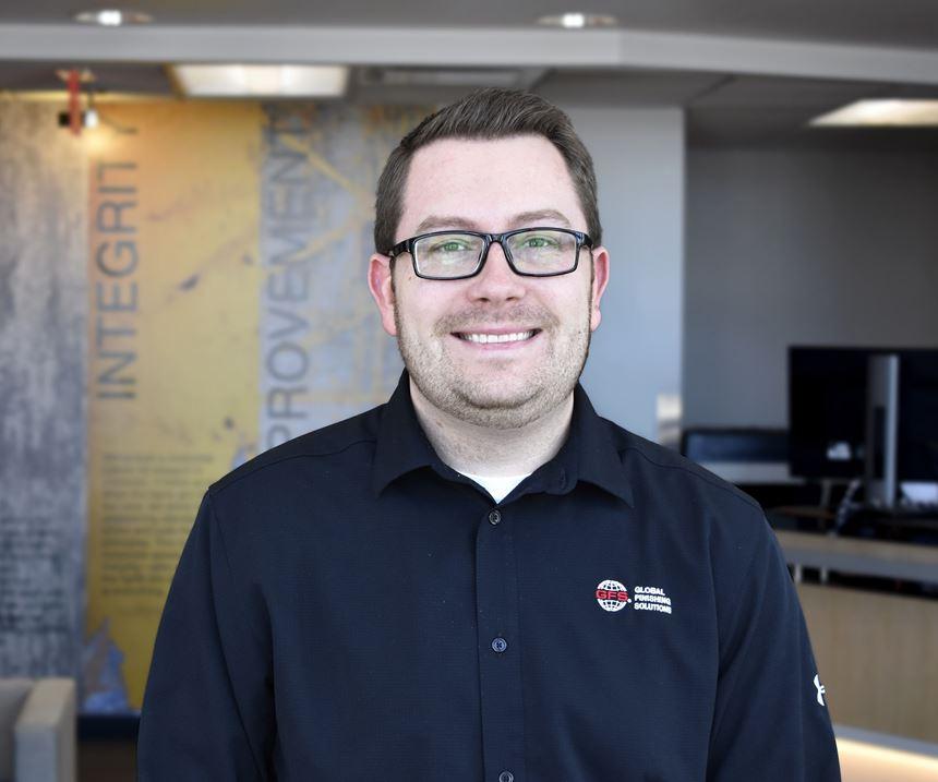 Global Finishing Solutions Steve Love