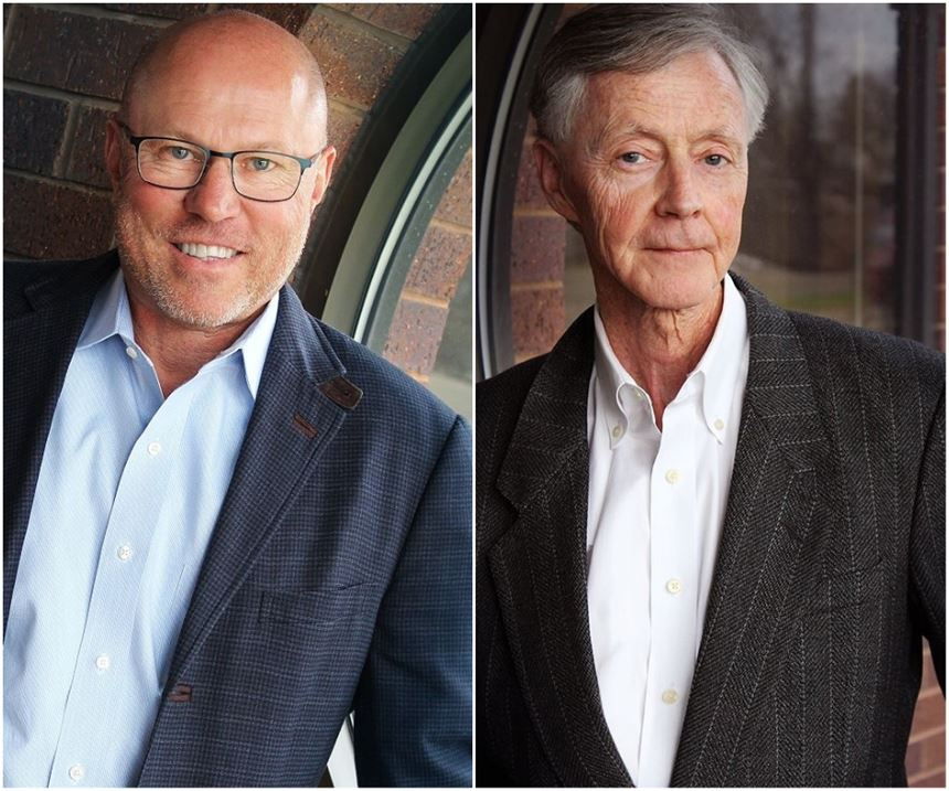 Haviland Mike Karasiewicz and Bernie Haviland
