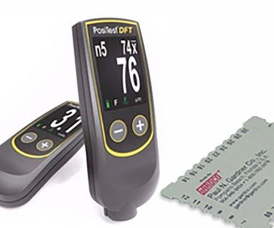 Paul N. Gardner PosiTest DFT II coating thickness gage