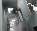 application of powder primer