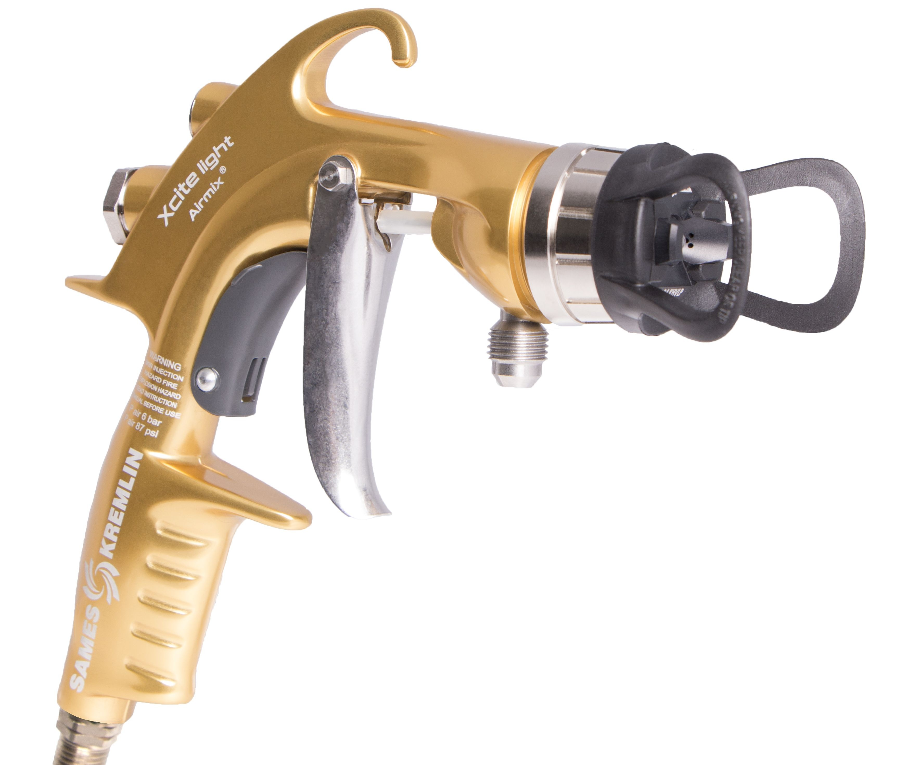 Sames Kremlin Xcite Light Airmix manual spray gun