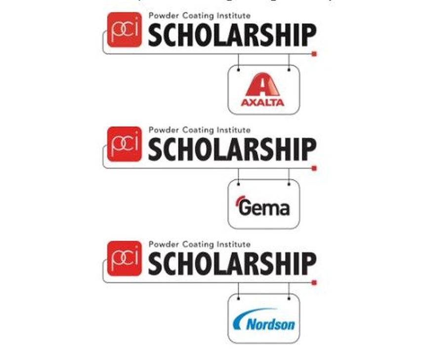 Powder Coating Institute Scholarships 2018