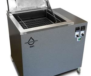 Omegasonics 1900BTX ultrasonic cleaning machine