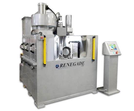 Renegade I-Series RTO parts washer