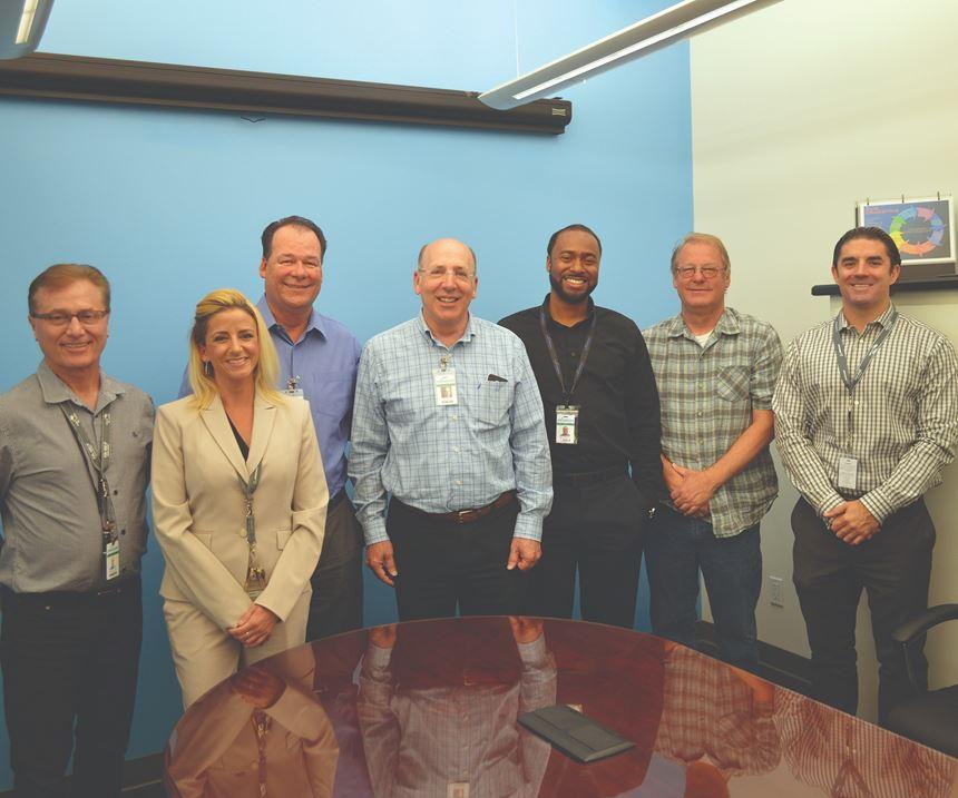 Hixson Metal Finishing management team