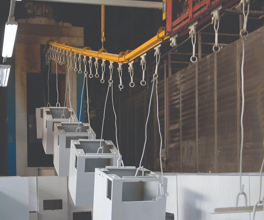 monorail conveyor system