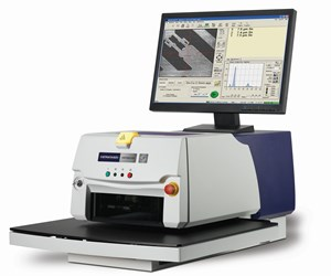 Hitachi High-Tech Analytical Science X-Strata 920 X-ray fluorescence coatings analyzer