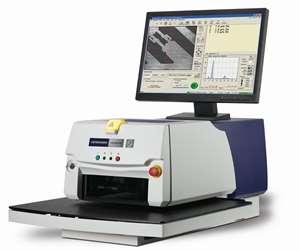 Hitachi High-Tech Analytical Science X-Strata 920 X-ray fluorescence coatings analyzer
