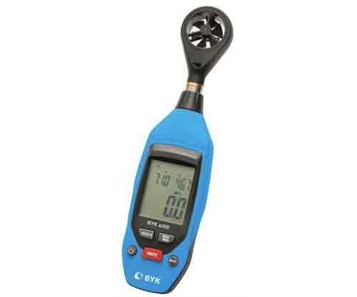 Paul N. Gardner BYK a200 thermo-anemometer