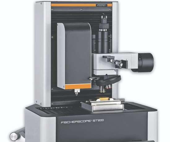 Paul N. Gardner Fischerscope ST200 scratch tester