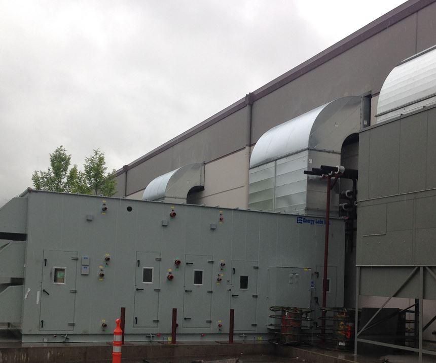outside air handling units