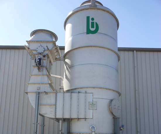 Bionomic Industries Series 7000/8000 venturi scrubbers