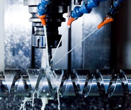 Chemetall metalworking fluids