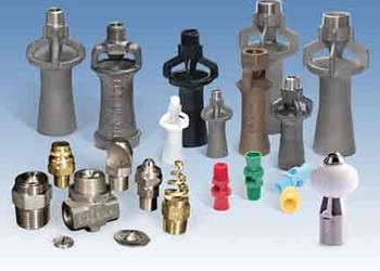 Bex eductors and spray nozzles