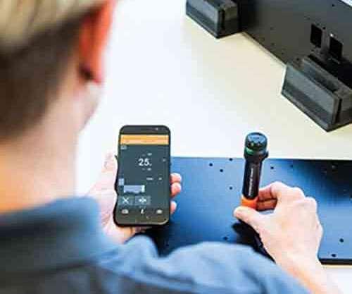 Fischer Technology Phascope Paint measurement device