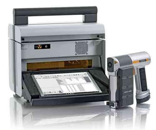 Fischerscope Xan 500 XRFinstrument