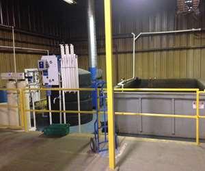 Houghton zero-discharge system