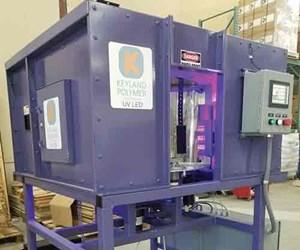 Keyland Polymer UV LED curing unit