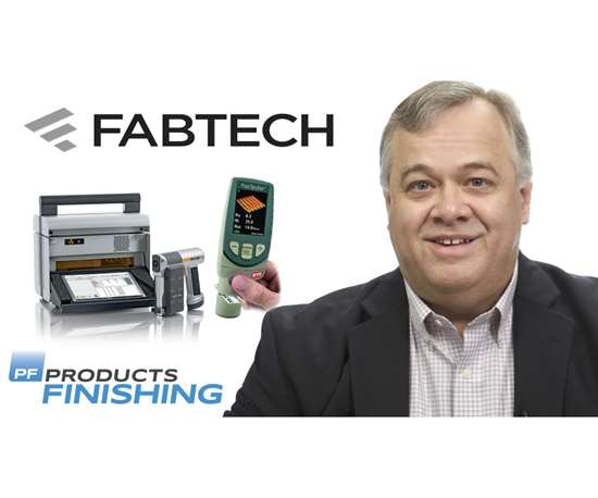 FABTECH 2018 On Display video