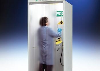 Hemco Emergency Shower Booth