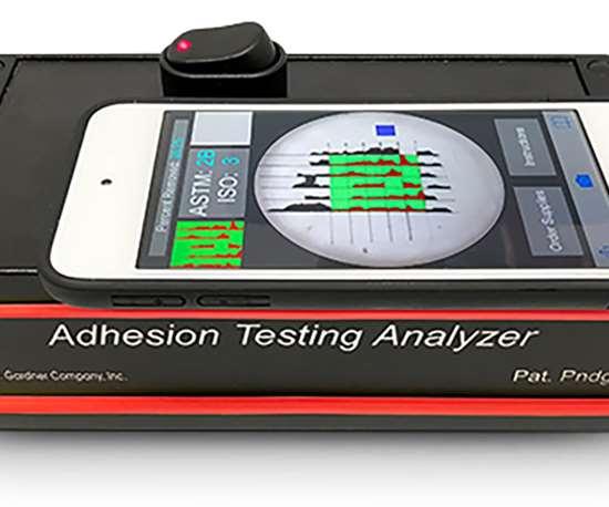 Paul N. Gardner Co. Adhesion Testing Analyzer