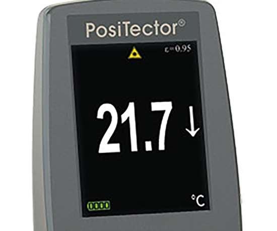 Paul N. Gardner Co. PosiTector IRT infrared thermometer