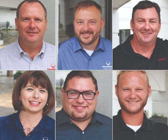 Haviland new staff appointments