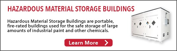 Hazardous Material Storage Buildings